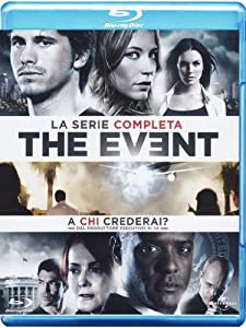 The Event - La Serie Completa (5 Blu-Ray) [Italia] [Blu-ray]