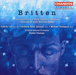 Britten : Les Illuminations