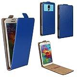 Slok C3 Smartphone Klappbare Flip Tasche / Schutzhülle mit