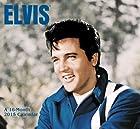 Elvis Mini Calendar (2015)
