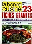 BONNE CUISINE (LA) [No 27] du 01/04/1...