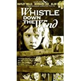 Whistle Down The Wind [VHS]by Alan Bates