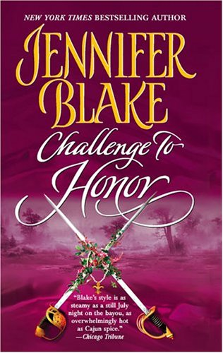 Challenge To Honor (Mira), JENNIFER BLAKE