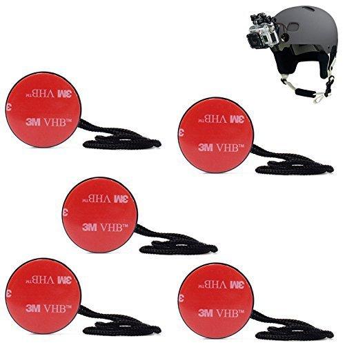 madridgadgetstorer-5x-amarres-soporte-fijacion-correa-cuerda-de-seguridad-anclaje-adhesivo-3m-para-g