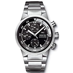 NEW IWC AQUATIMER CHRONO-AUTOMATIC MENS WATCH IW371928