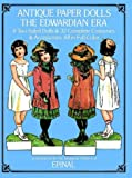 img - for Antique Paper Dolls: The Edwardian Era book / textbook / text book