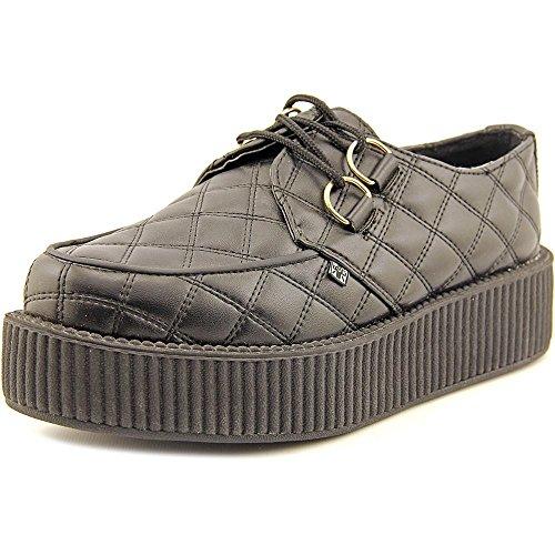 T.U.K.  A8828,  Sneaker donna Nero Black (nero) 37