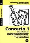 Concerto 1: Klassik f�r Kinder  - Han...
