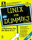 Unix for Dummies (0764501305) by John R. Levine