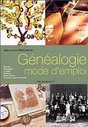 Généalogie, mode d'emploi