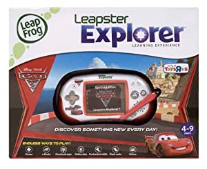 Leapster Explorer Cars
