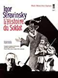 img - for Igor Stravinsky - L'histoire du Soldat: Music Minus One Clarinet book / textbook / text book