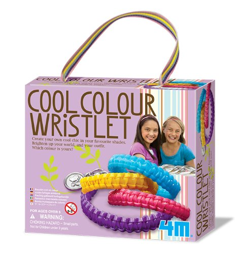 4M Cool Color Wristlet Kit