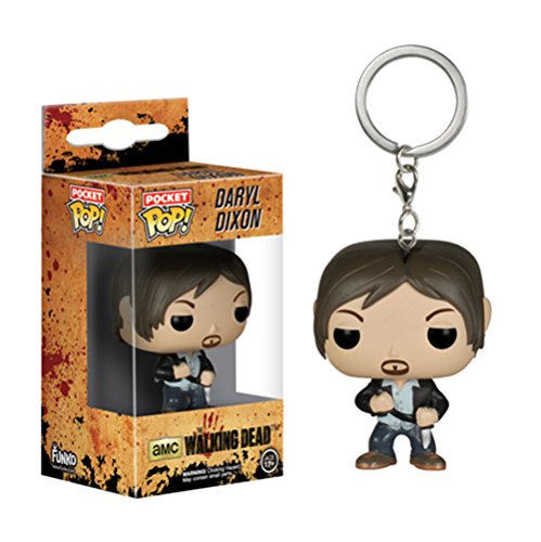 Funko portachiavi POP: The Walking Dead - Daryl Dixon Funko POP keychain: The Walking Dead - Daryl Dixon