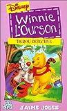 echange, troc Winnie l'Ourson : Tigrou détective [VHS]