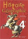 echange, troc Vincent Adoumié - Histoire-Géographie, 4e (Manuel)