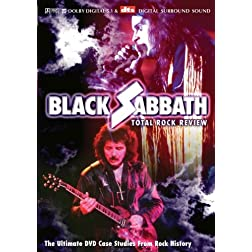 Black Sabbath Total Rock Review