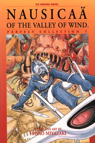 Nausicaa of the Valley of Wind: Perfect Collection (Nausicaa of the Valley of the Wind (Sagebrush))Hayao Miyazaki