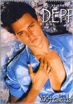 Johnny Depp 2004 Calendar: Streethassle: 9781843371502: Amazon.com