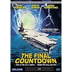 The Final Countdown DVD Movie