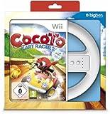 echange, troc Cocoto kart racer + Wheel