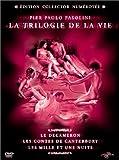 echange, troc La Trilogie de la vie - Digipack 3 DVD : Les 1001 Nuits / Les Contes de Canterbury / Le Decameron