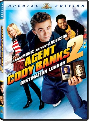 Cover art for  Agent Cody Banks 2: Destination London (Special Edition)