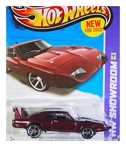 2013 Hot Wheels Fast & Furious Hw Showroom - '69 Dodge Charger Daytona - 1