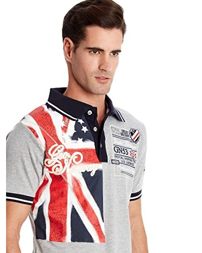 Geographical Norway Polo Kilt [Bianco]