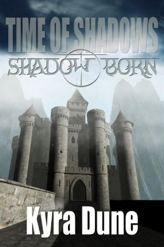 Book: Shadow Born by Kyra Dune