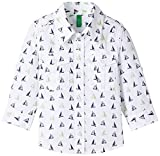 UCB KIDS Baby Boys' Shirt (15P5LA15Q290G9021Y_white_1Y)
