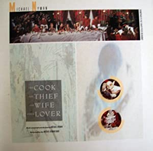 The cook, the thief, his wife & her lover [Vinyl LP]