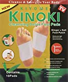 Detoxifying Body Pain Relief Healing Foot Pads - 14 Pads and Patches