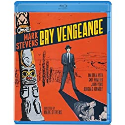 Cry Vengeance [Blu-ray]
