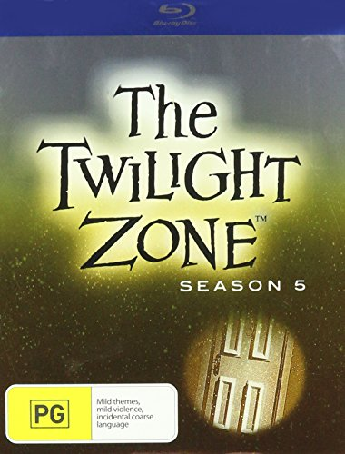 The Twilight Zone Original Series - Season 5 [Blu-Ray]