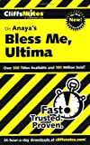 Image of CliffsNotes Bless Me, Ultima (Cliffsnotes Literature Guides)