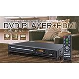 [ゾックス/ZOX] HDMI出力対応 ・VRモード・CPRM対応 DVDプレイヤー 【品番】 DS-DPC410BK