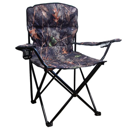 Bubba Padded Folding Camping Capacity