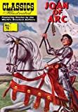 img - for Joan of Arc (with panel zoom) - Classics Illustrated book / textbook / text book