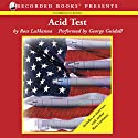 Acid Test (       UNABRIDGED) by Ross LeManna Narrated by George Guidall