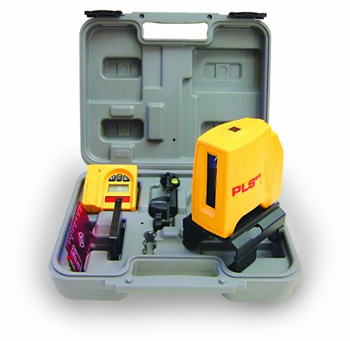PLS Laser PLS-60534 PLS 90 Laser Level System, Yellow