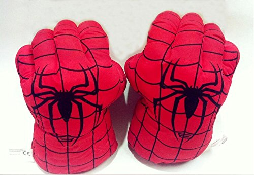 2014-newest-spider-man-smash-hands-boxing-gloves-big-soft-plush-toy-red-cool-special-novel-unique-gi