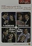 TCM Greatest Classic Films: Romantic Affairs (4FE)