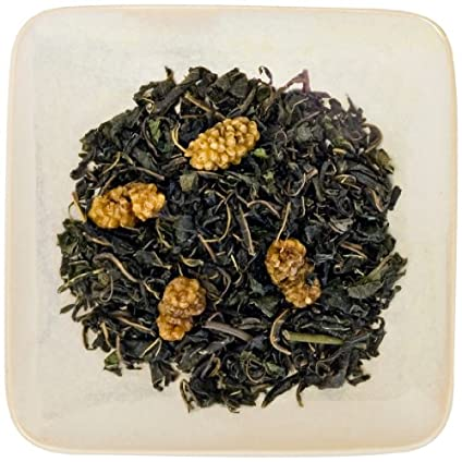 Tea of the Week: All Around the Mulberry Bush Tea