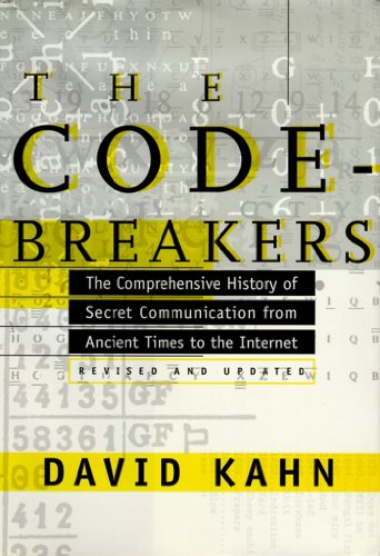 David Kahn - The Codebreakers