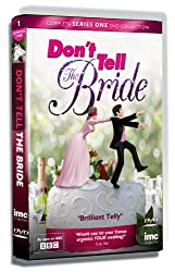 Dont Tell the Bride - Series 1 - As seen on the BBC - 2 DVD Set