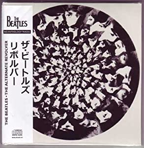 The Beatles - The Alternate Revolver - Audio Cd MLPS [Mini Long Play Sleeve] Japanese Mini-LP Replica Audio CD OBI