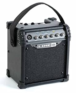 Line 6 Micro Spider 6-Watt Battery-Powered Guitar Amplifier