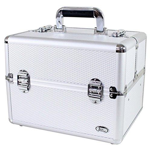 jacki-design-carrying-aluminum-makeup-salon-train-case-w-removable-trays-bhj14078-silver-by-jacki-de