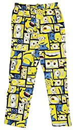 Despicable Me Minions Graphic Sleep Lounge Pants - Large